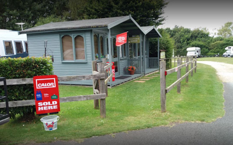 Heathfield Farm Camping Holiday Park