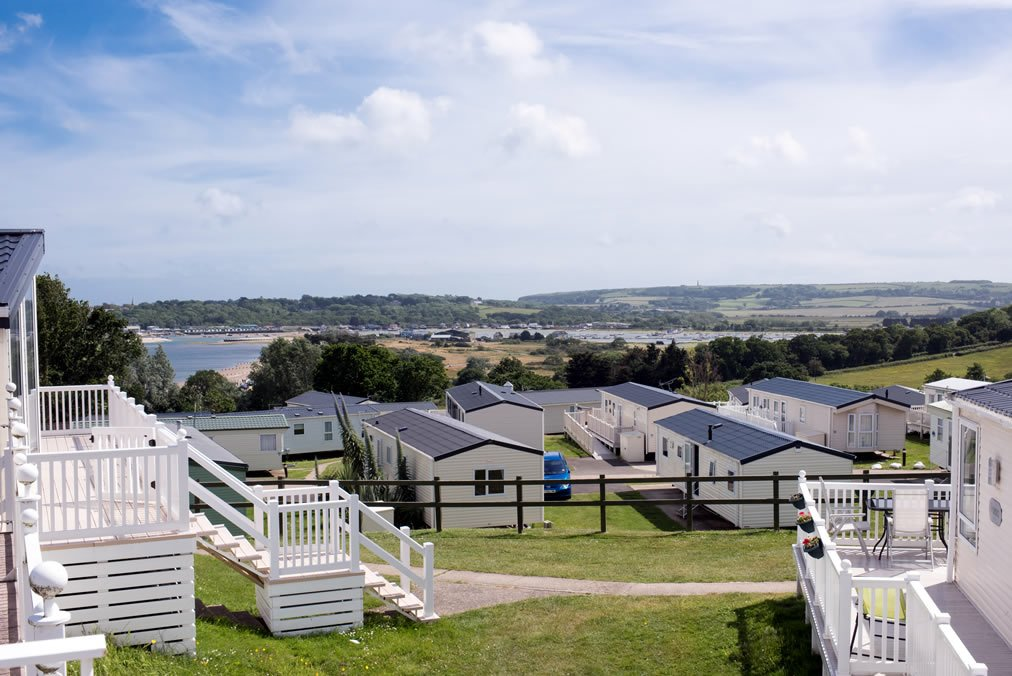 Four Parkdean Resorts Caravan Parks on Isle of Wight